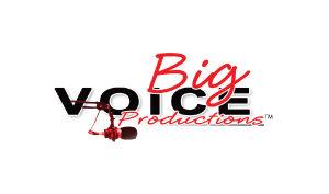 David Hensley Voice Over Actor Big Voice Logo
